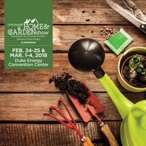 Cincinnati Home & Garden Show 2018 {GIVEAWAY}