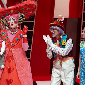 Alice in Wonderland at Ensemble Theatre Cincinnati