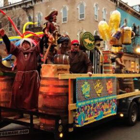 Bockfest Cincinnati Parade 2019