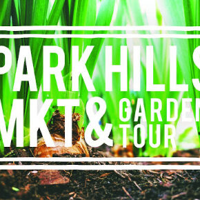 GIVEAWAY:  Park Hills MKT & Garden Tour Tickets