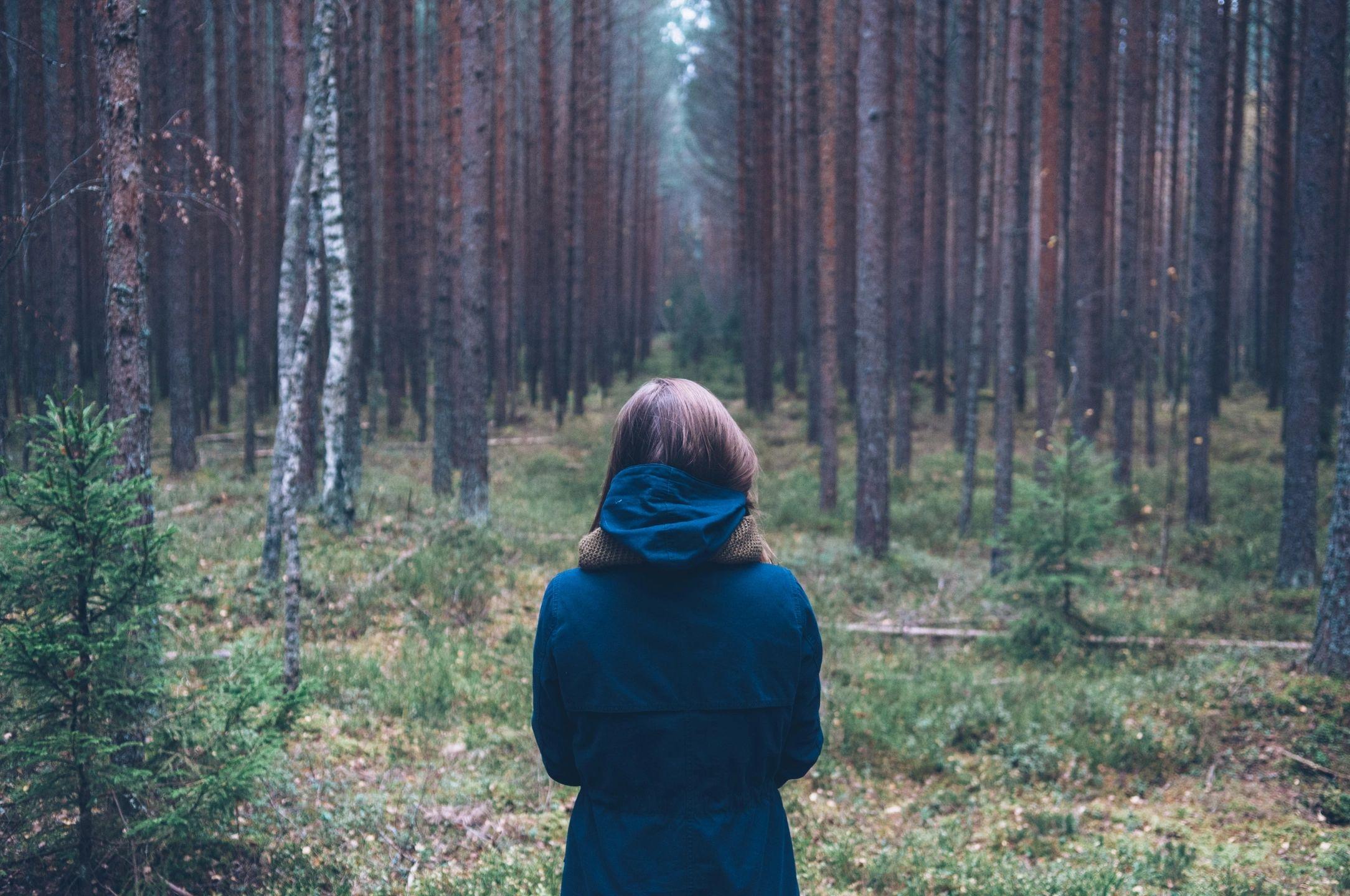 Walking Through Postpartum Depression
