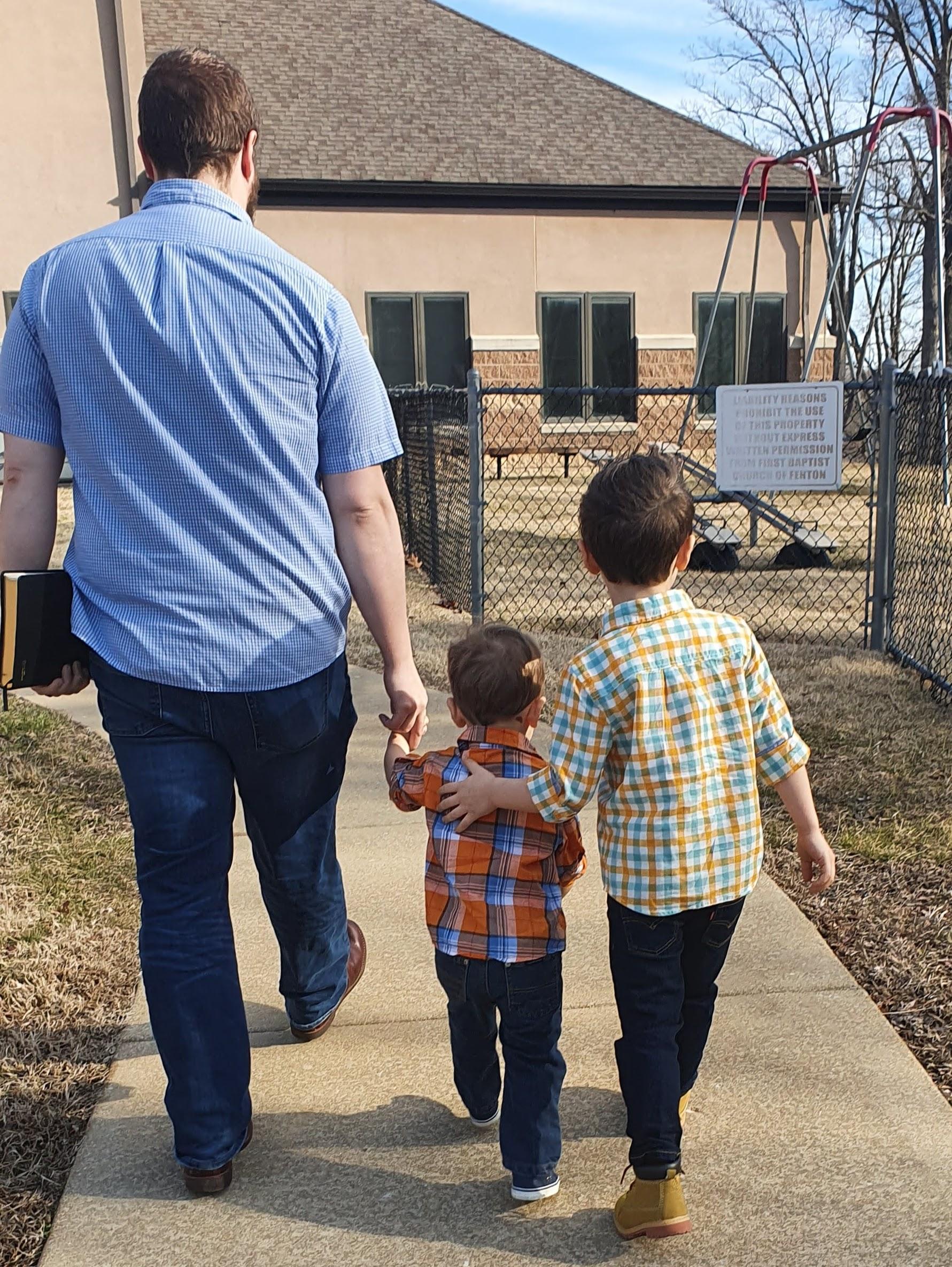 Father's Day,prayer,husband,father,children,raising men,devotionals