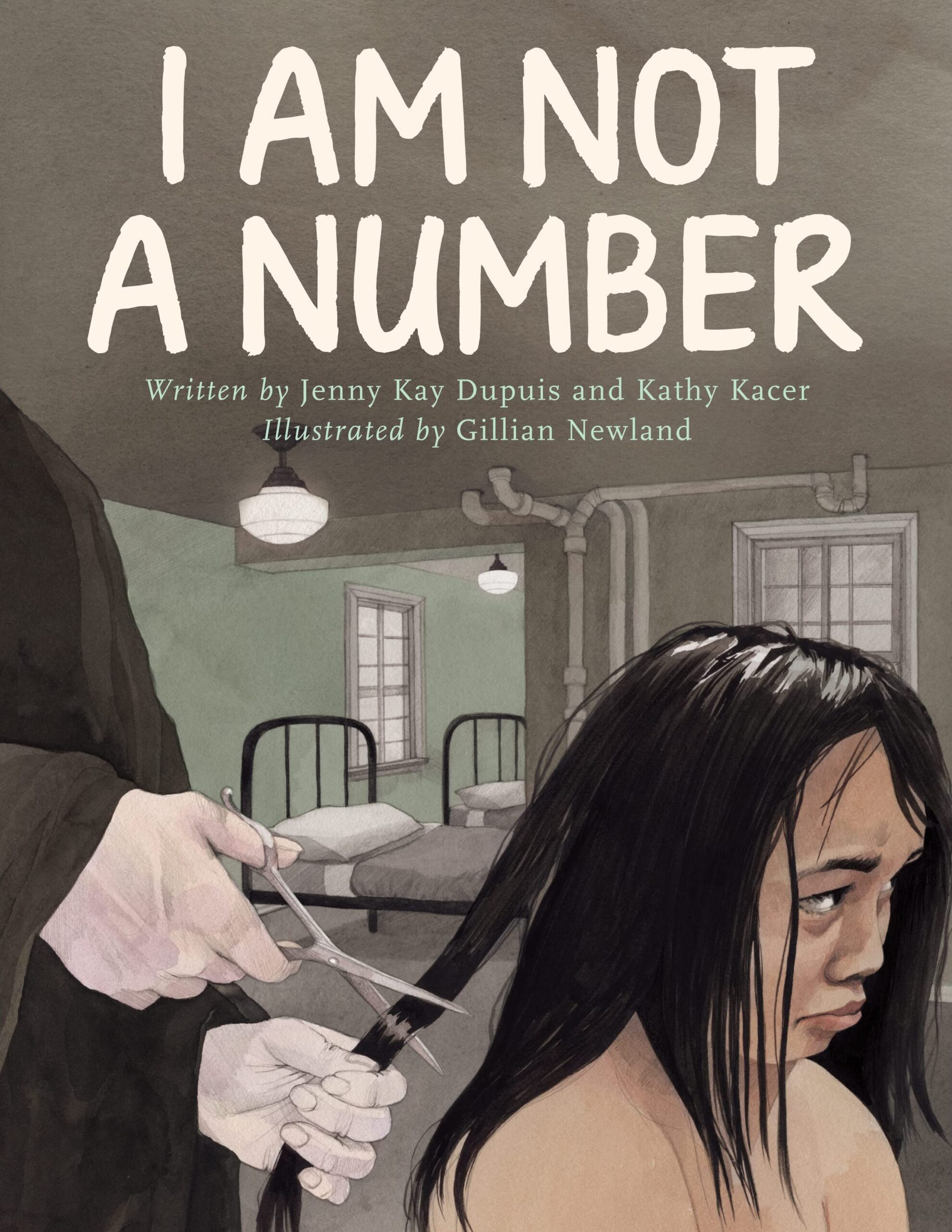 cover I Am Not a Number