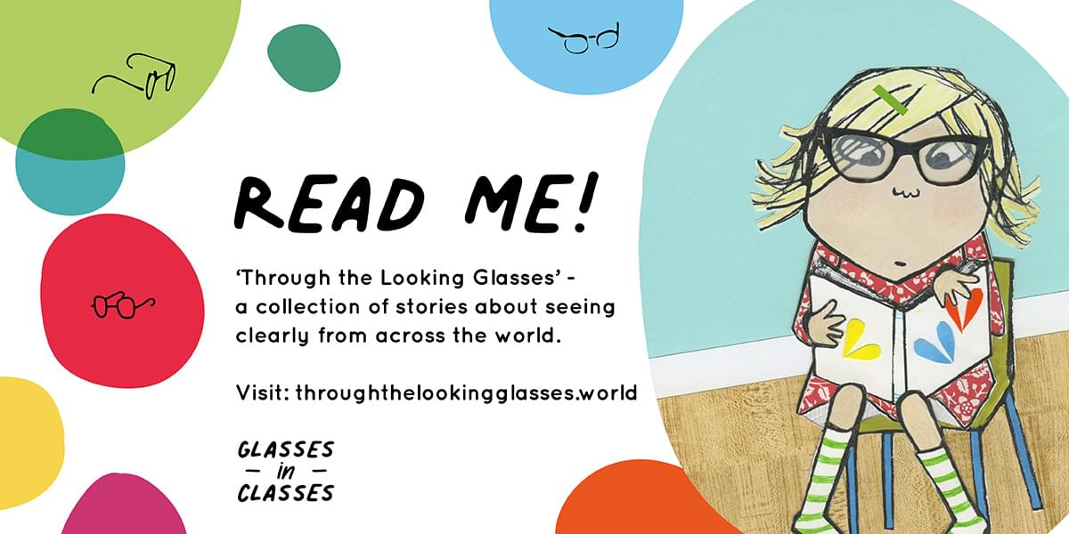 Through the Looking Glasses Intro Page