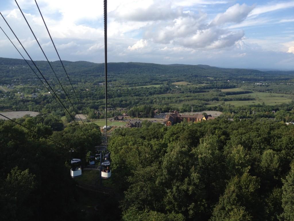 Mountain Creek Park Aerial View