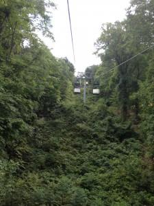 Mountain Creek Water Park Gondola Ride