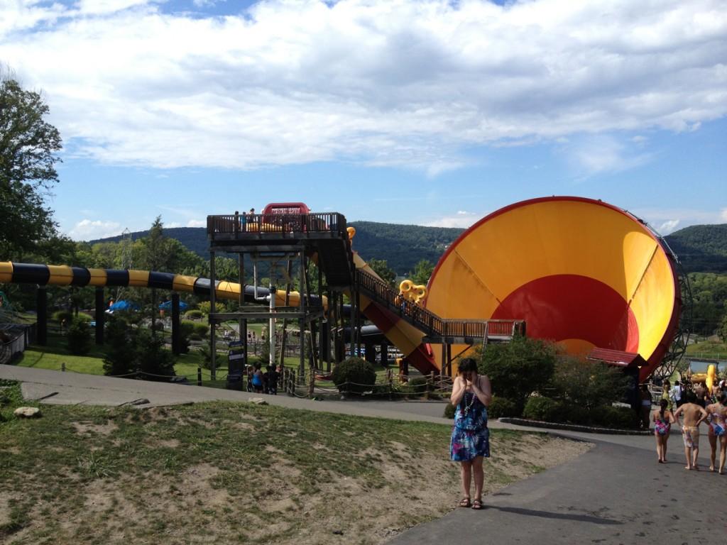 Mountain Creek Water Park - Park Central