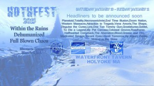 hothfest flier