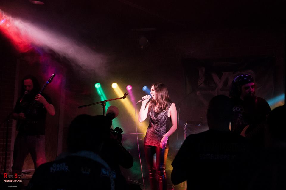 only female fronted symphonic metal band