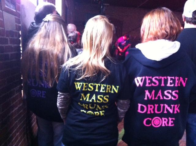 western mass drunk core
