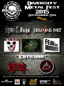 diversity metal fest 2015