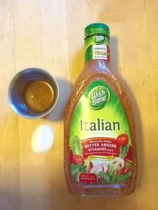 wishbone italian dressing sugar