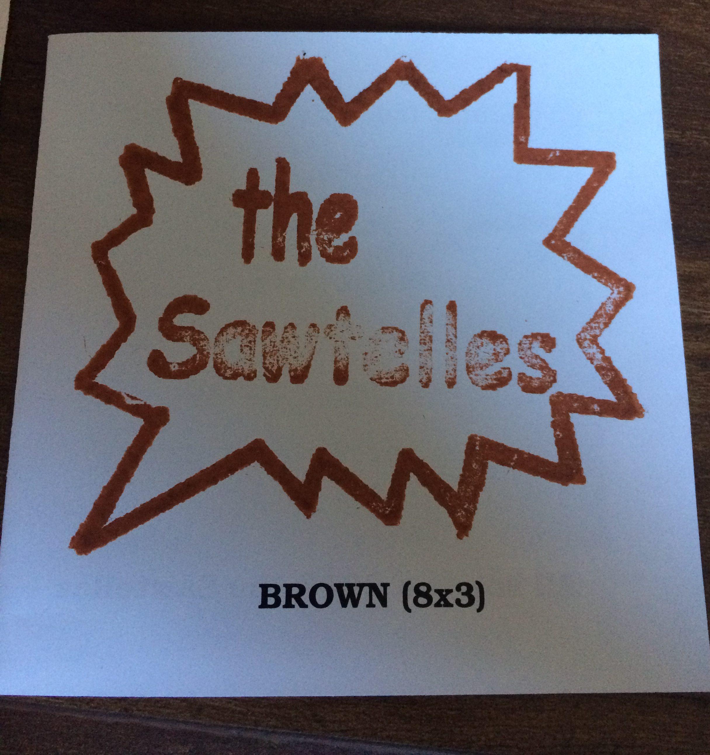 the sawtelles brown 8x3