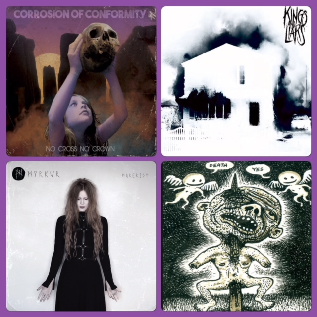 corrosion of conformity, kings and liars, myrkur, BCAD
