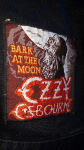 ozzy bark at the moon patch