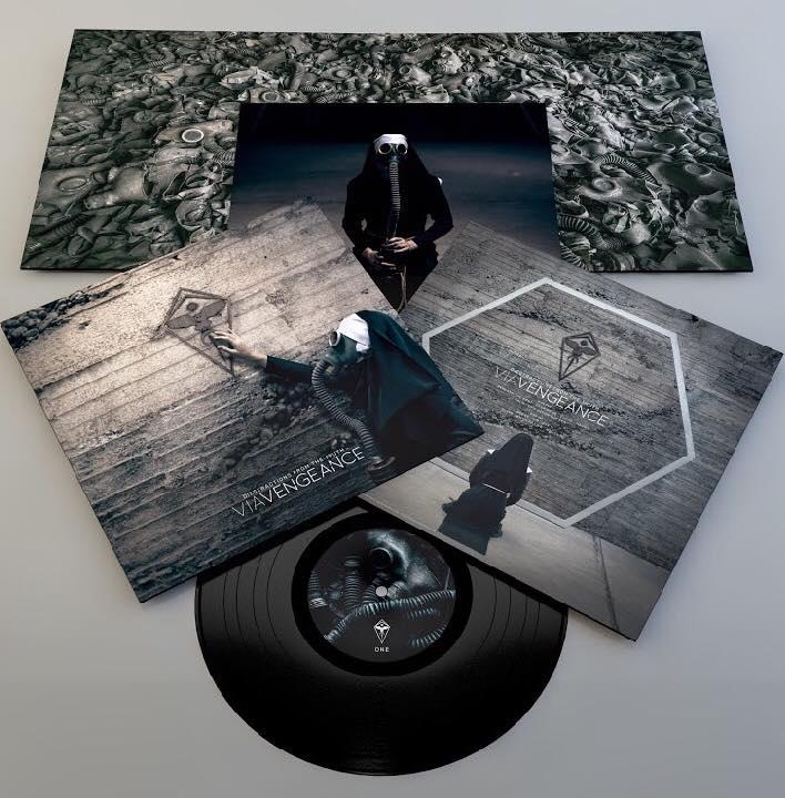 via vengeance CD and vinyl