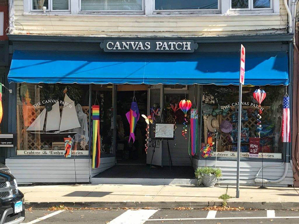 canvas patch, milford, CT