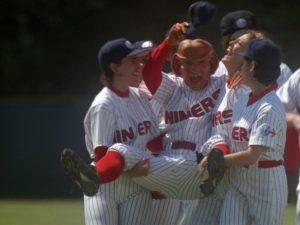 star trek baseball episode