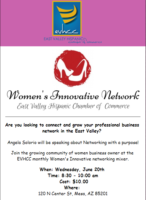 Women's Networking Event