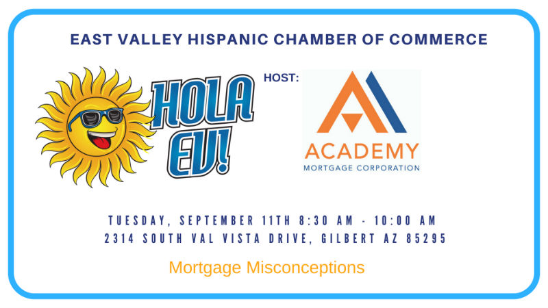 Hola EV! Networking Event