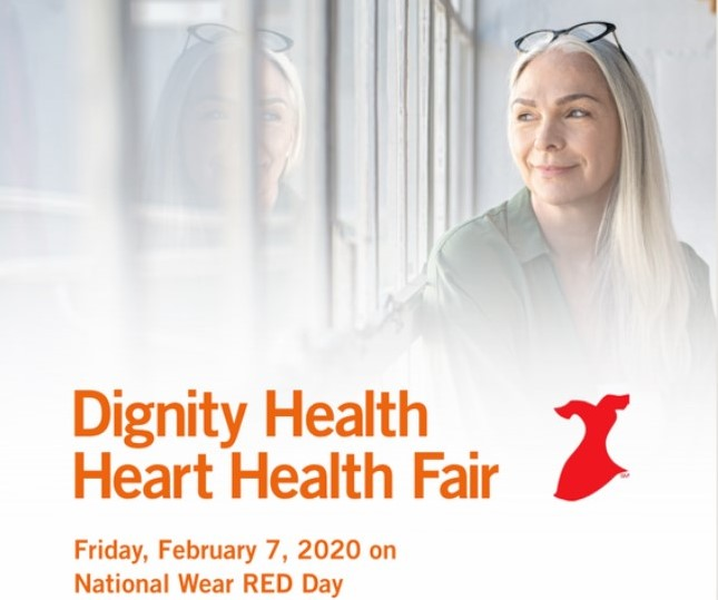 Dignity Health Heart Health Fair on February 7, 2020 in Gilbert, AZ