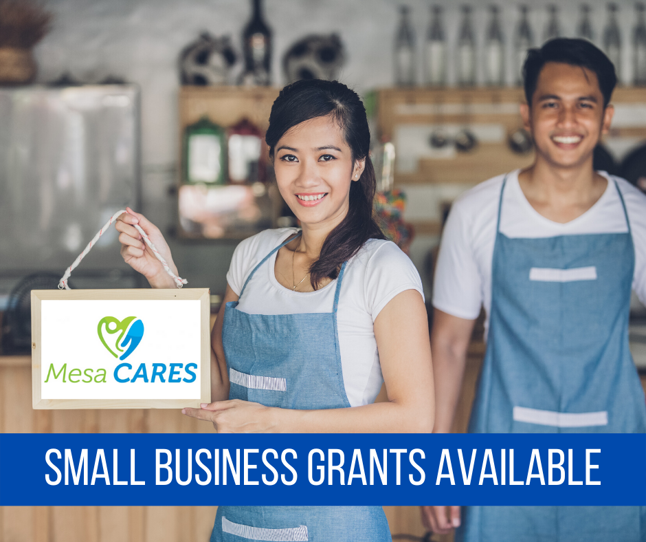 Mesa CARES Small Business Reemergence Program