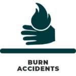 BURN ACCIDENTS