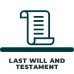 Last Will and Testment Icon