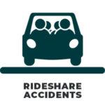 Rideshare passenger ICON