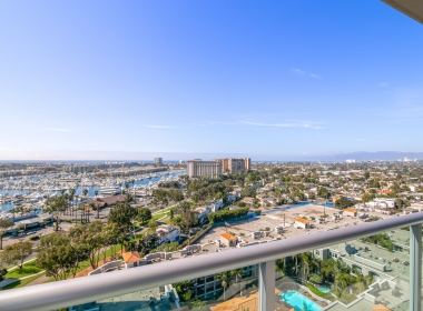 Marina del Rey apartment condo for sale los angeles silicon beach high rise azzurra regatta cove 90292
