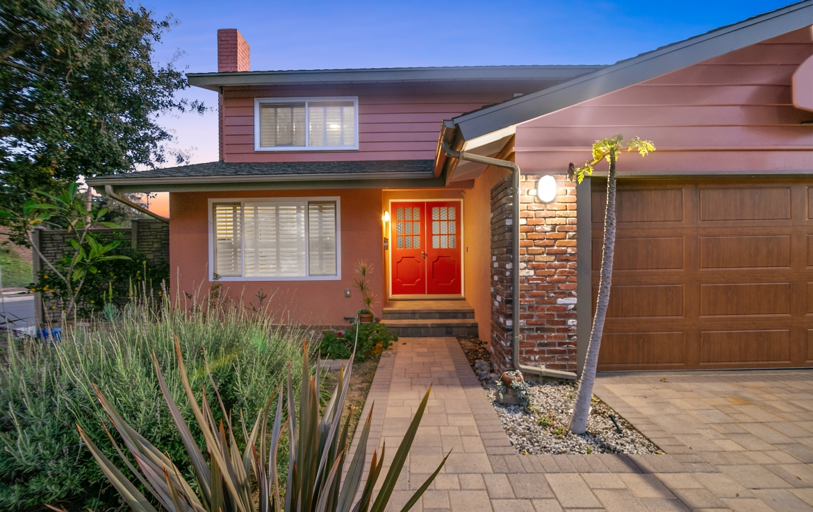5151 Russo St Single Family Corner Lot Home For Sale Culver City 90230 3 bedroom 3 bathroom ADU