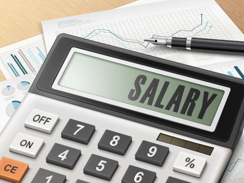 salary for IT Technician
