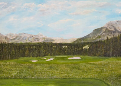 Banff Golf Majesty