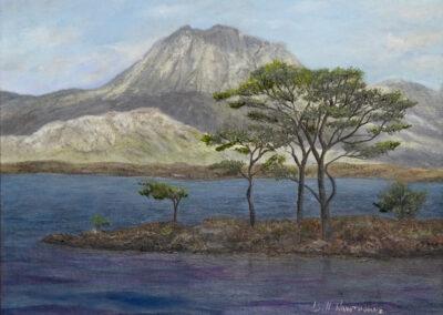 Ben Slioch, Loch Maree