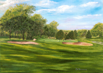 Emeis Golf Course #14, Davenport IA