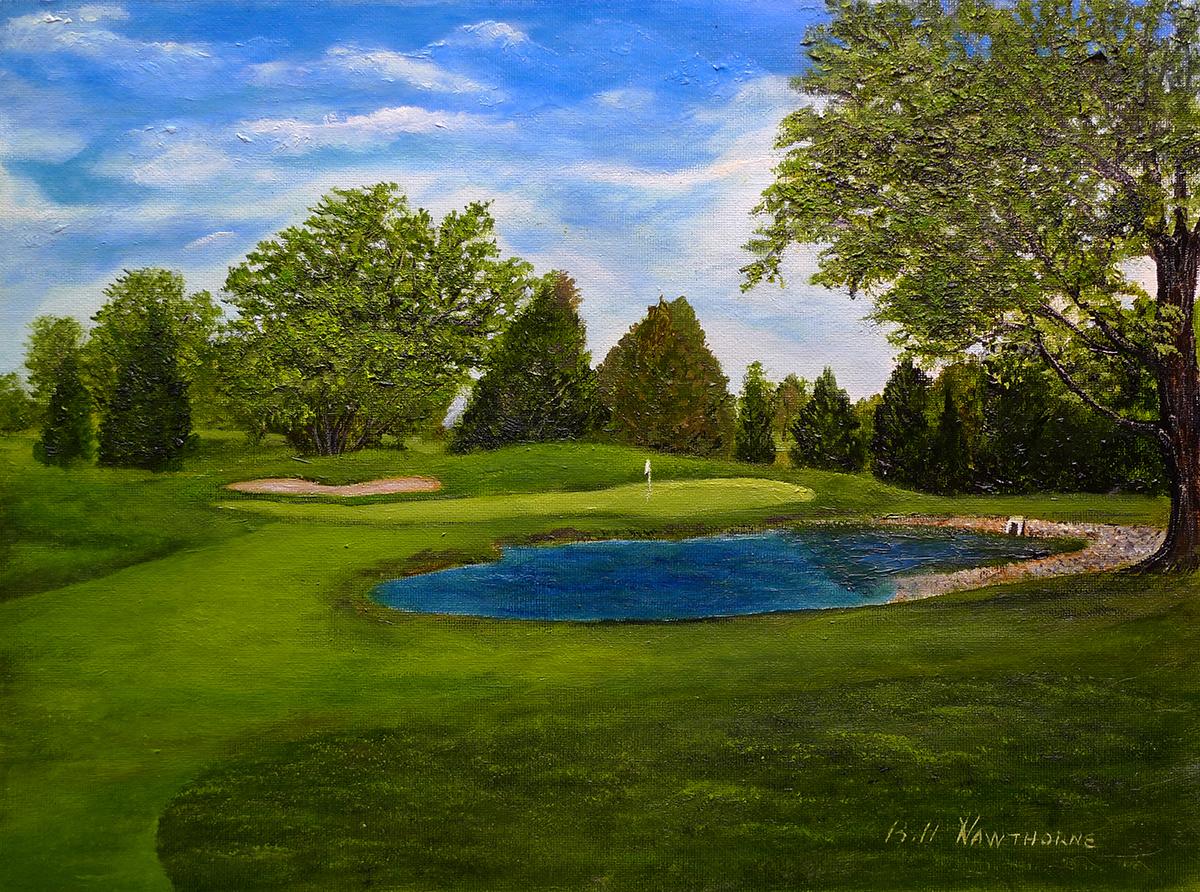 Emeis Golf Course #5