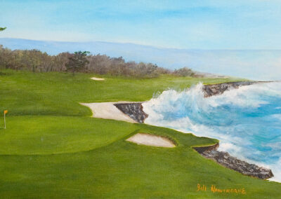 Final Hole – Pebble Beach Golf Course
