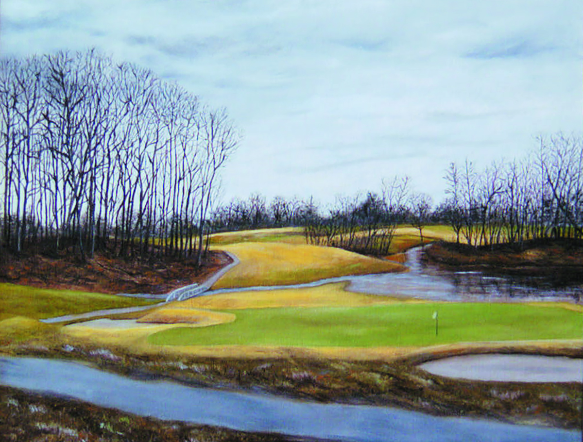 Hickory Ridge Golf Course #7