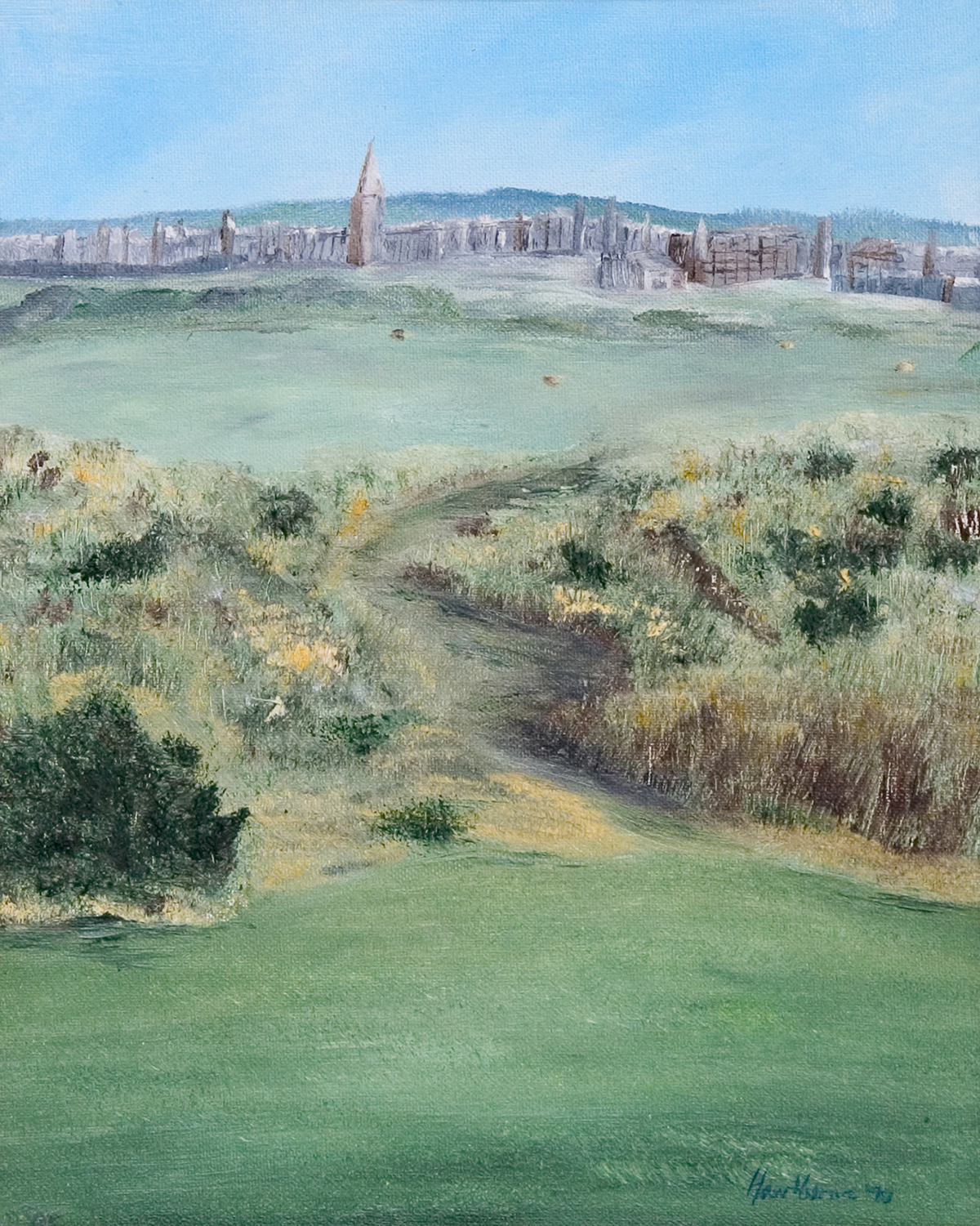 Old St. Andrews Golf Course