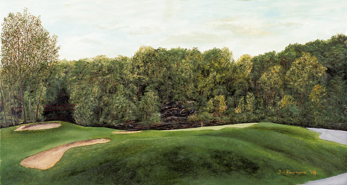 Palmer Hills Golf Course #5, Bettendorf, IA