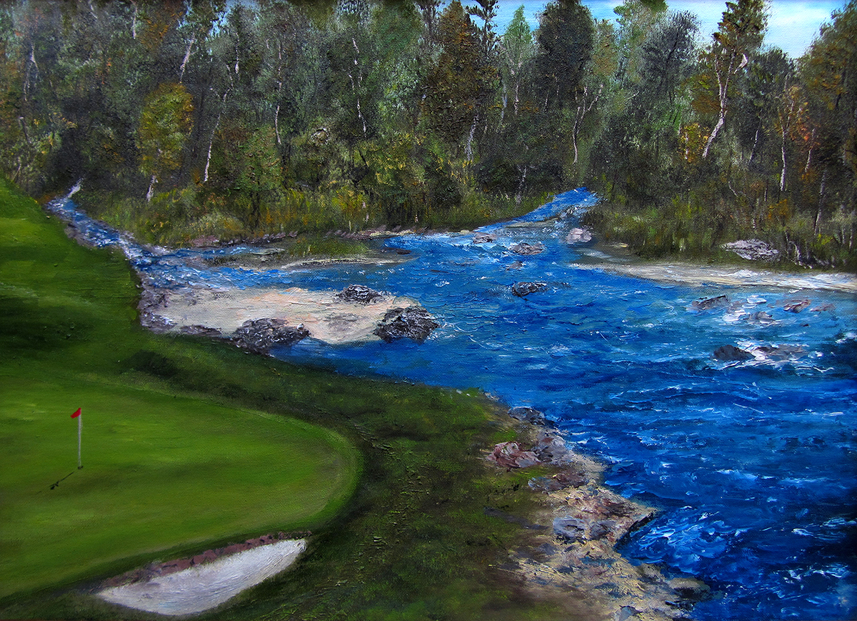 Rivers and Golf Merge