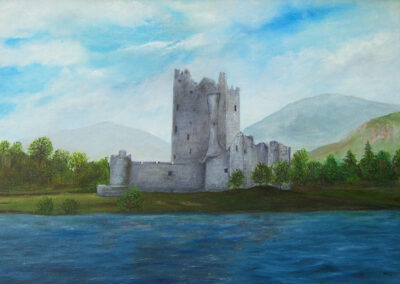 Ross Castle, Killarney, Ireland