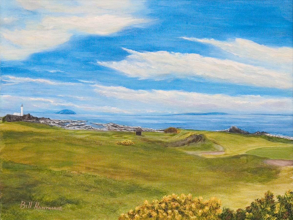 Royal Turnberry Golf Course