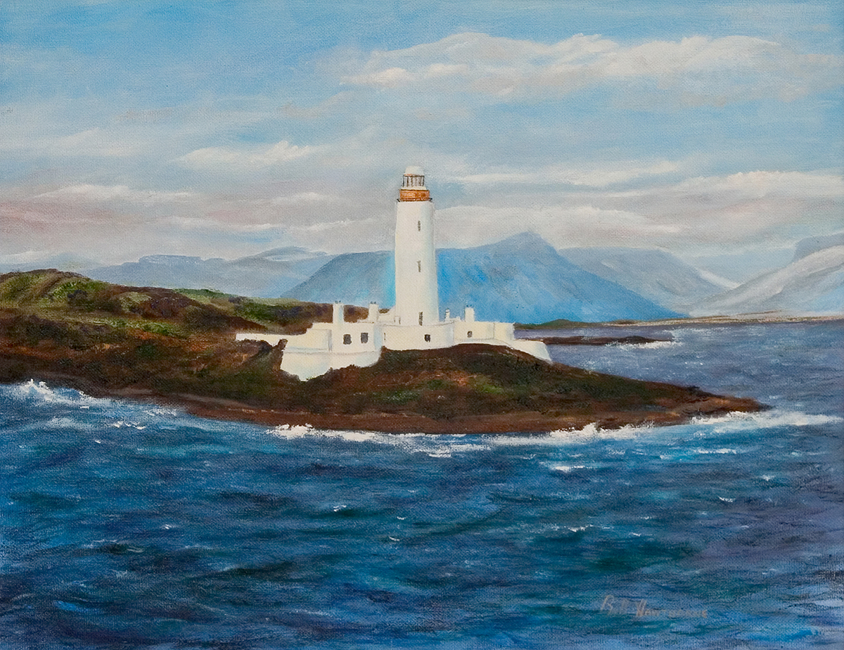 Scottish Charmed Lighthouse