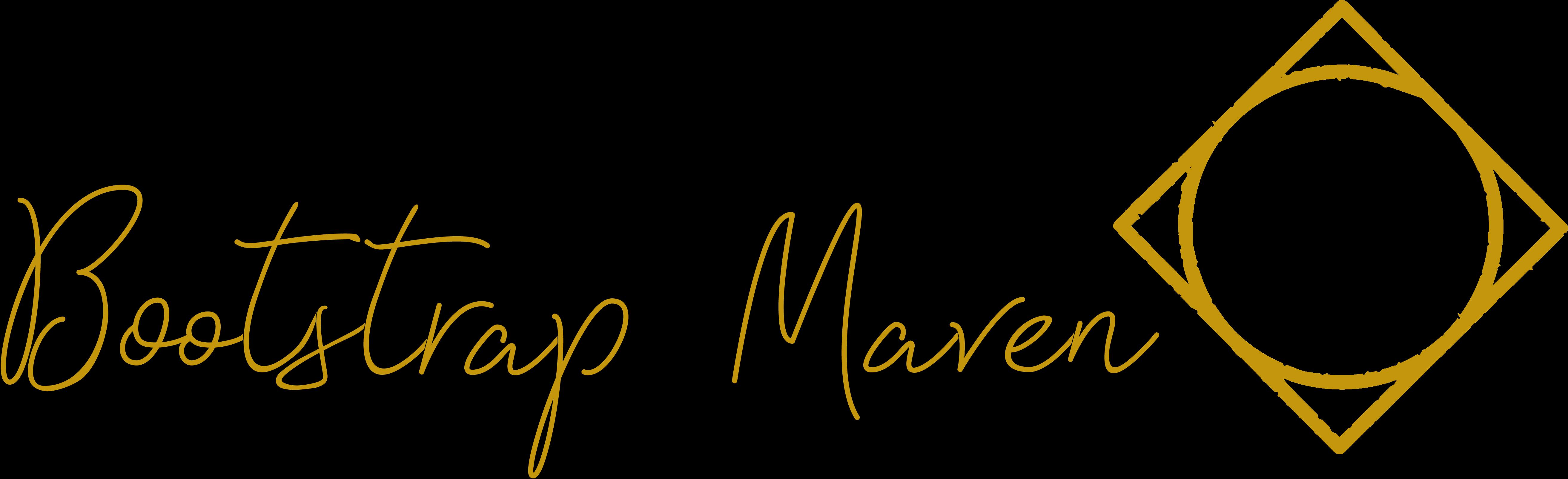 Bootstrap Maven