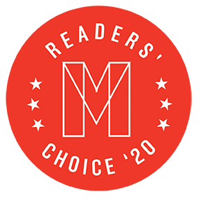 Hilton Head Monthly Readers Choice Winner 2020