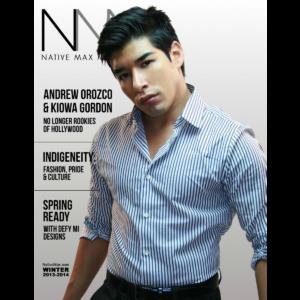 Native Max Magazine – Winter 2013