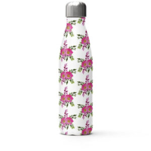 Prairie Rose Bouquet Thermal Water Bottle