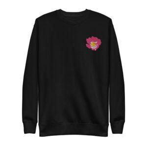 Prairie Rose Embroidered Sweatshirt