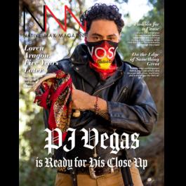 Native Max Magazine – Fashion & Art Issue 2020